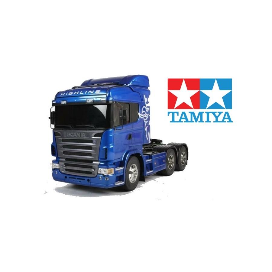 Tamiya SCANIA R620 6x4 (Azul)