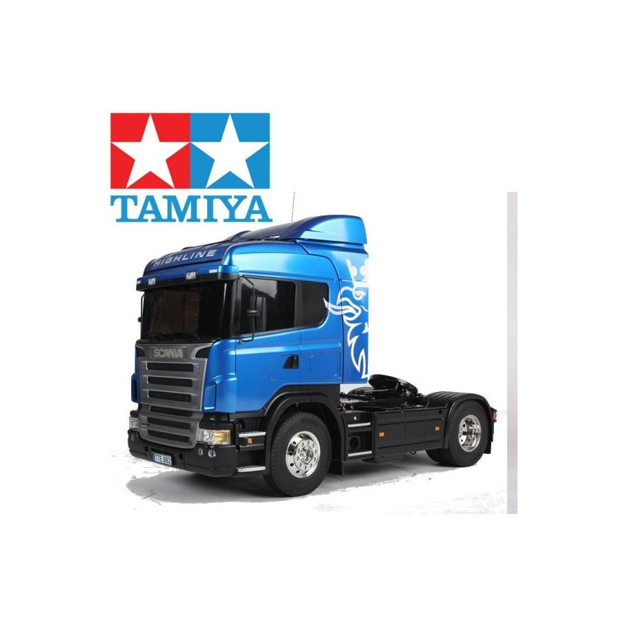 Tamiya SCANIA R470 Highline 4x2