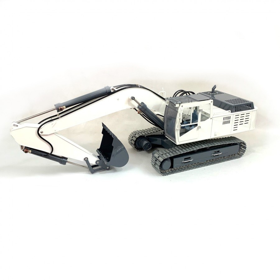 MAN TGA 41.440 8x8 Tipper (SD) + Transmitter + Battery + Charger