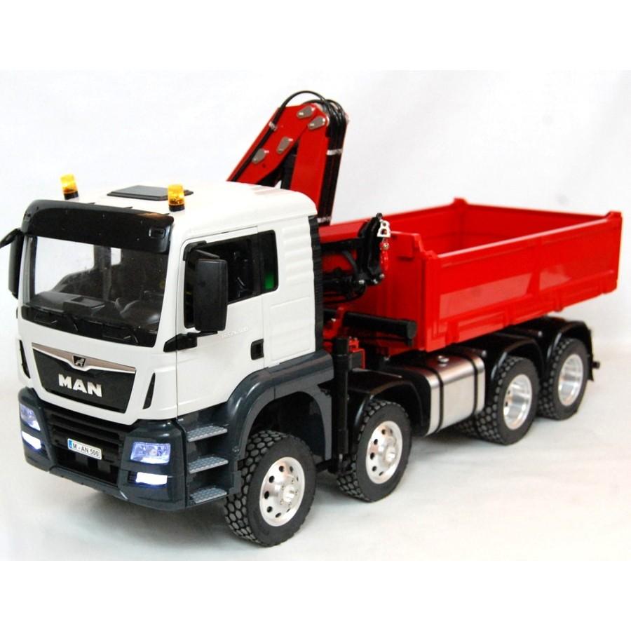 Scania R560 Truck 8x8 (SD) + Transmitter + Battery
