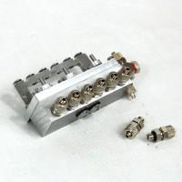 Válvula repartidora 3 vías - TUBERÍA 4mm