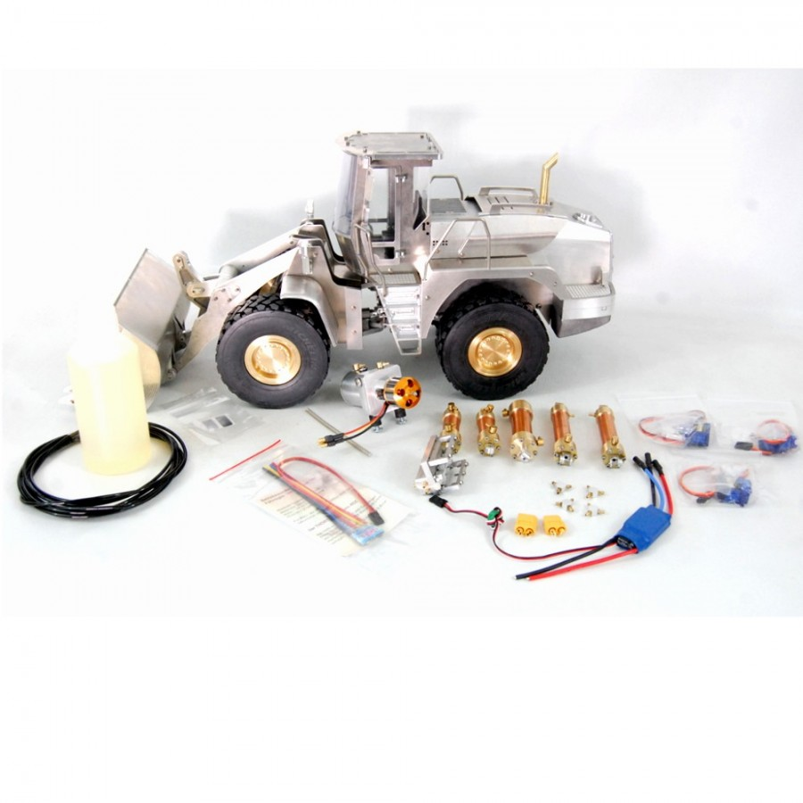 4x4 Chassis terminal - SD - 1:16