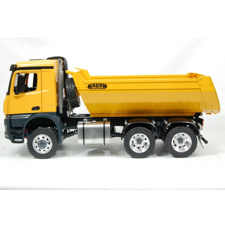 Cardan for SD rear axle - 4x4 truck (1)