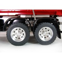 Châssis + axes + roues pour 4x4 Truck -SD