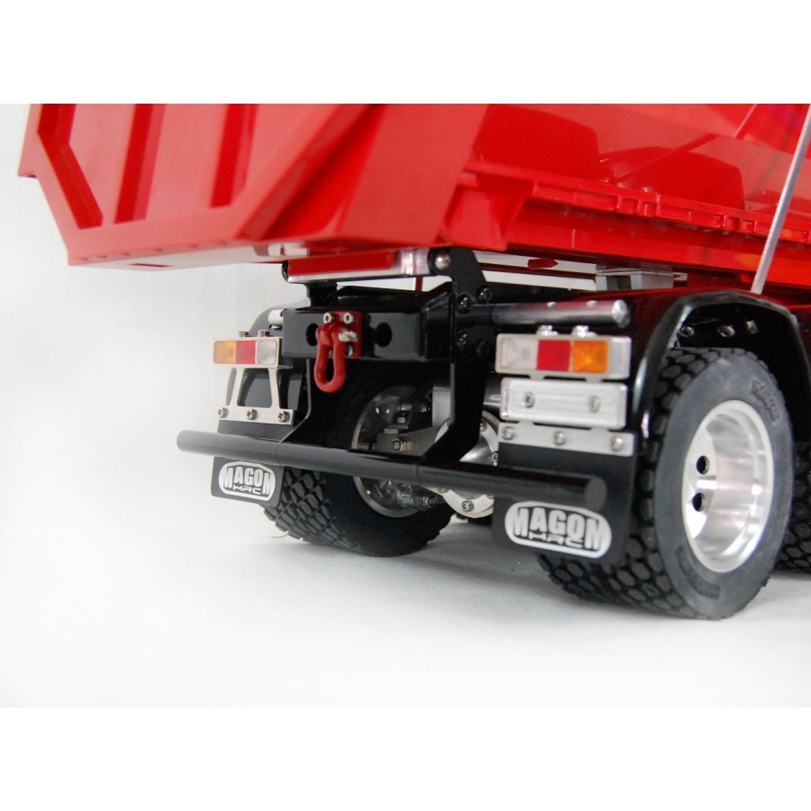 Chassis + axles + wheels + accesories for 4x4 Truck - SD