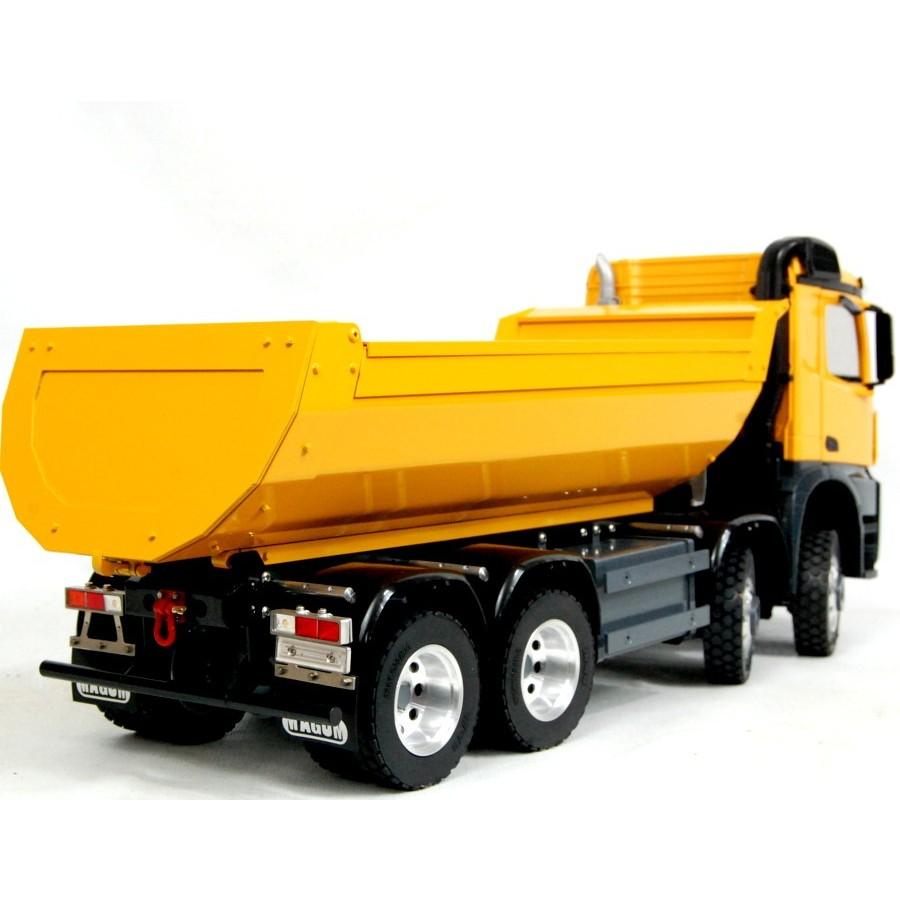 Spur gear for trucks crane