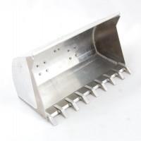 Cazo de metal para cargadora de ruedas L574
