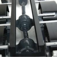 CNC machined light support + circuit imprimé