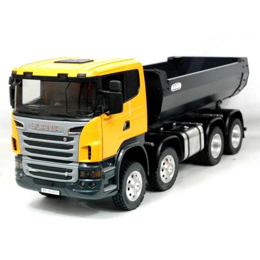 L574 1/16 Full metal Wheel loader KIT + Hydraulics