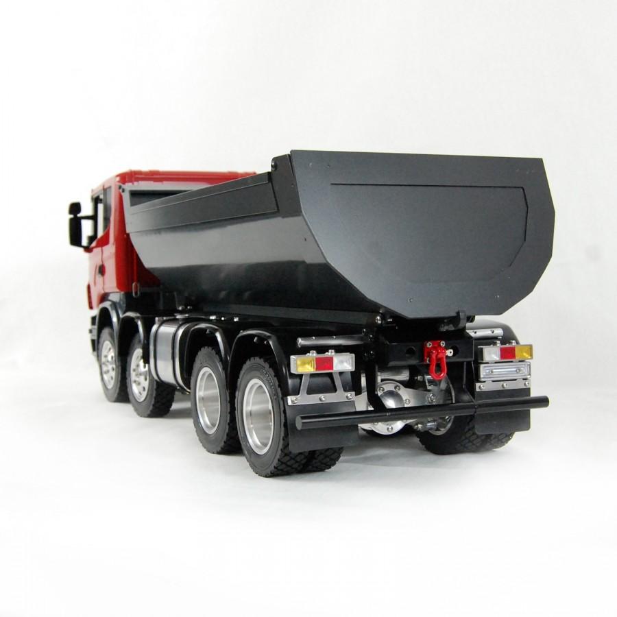 L574 1/16 Full metal Wheel loader KIT + Hydraulics + Electronics