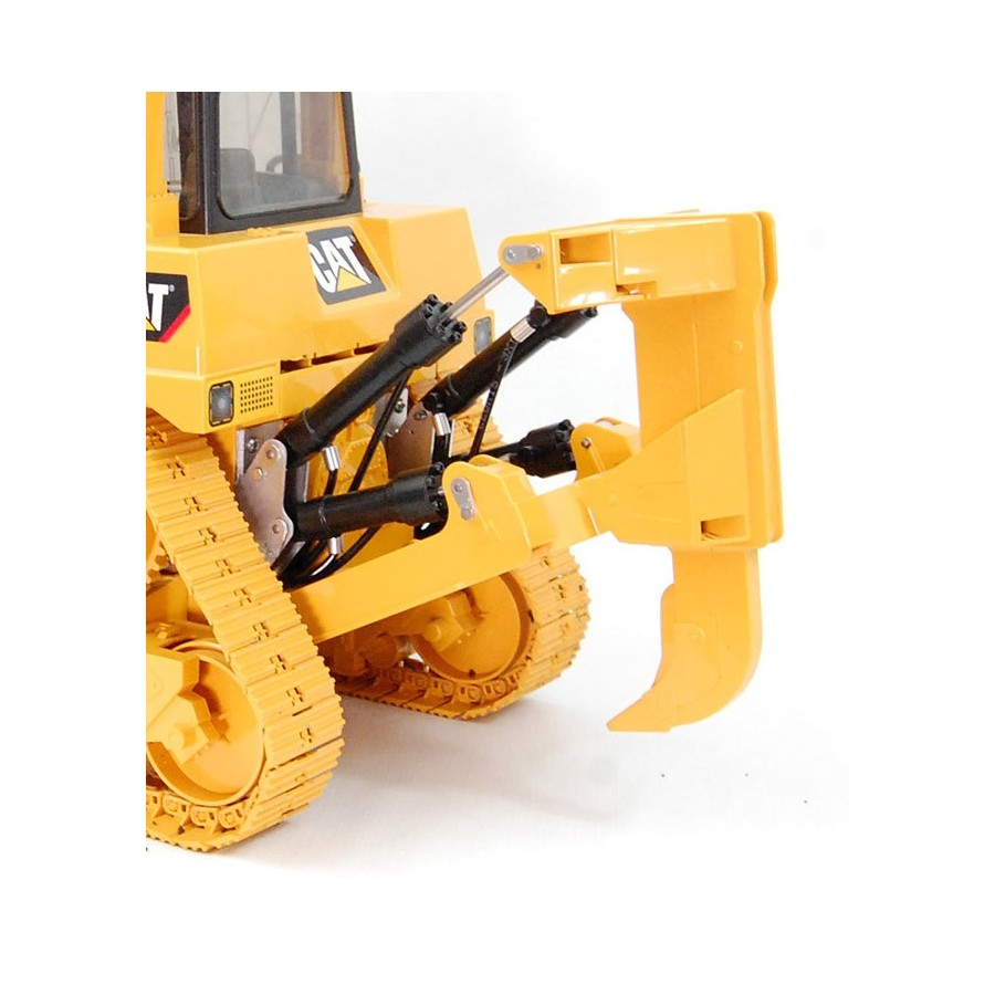 Counterweight and supports - 1/16 Excavator