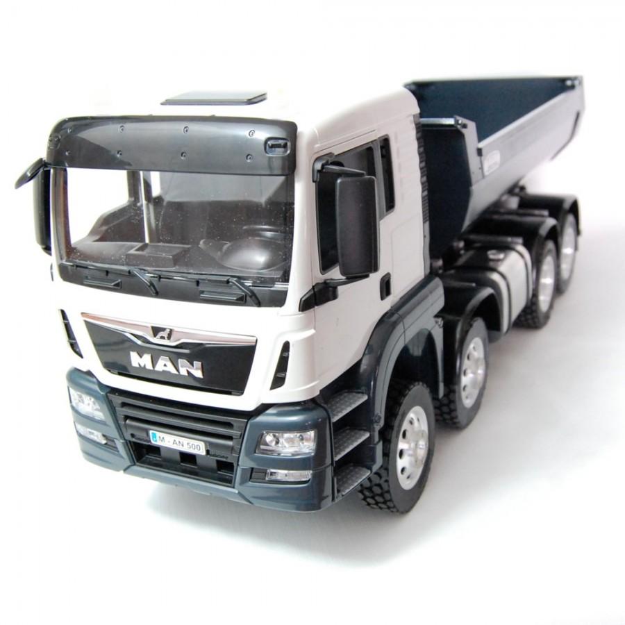 MAN TGS 8x8 Truck (SD) + Transmitter + Battery