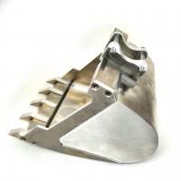 Cazo de metal 89mm QC