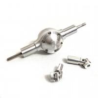 Diferencial trasero-V2 + cardan - L574 (opciones de metal)