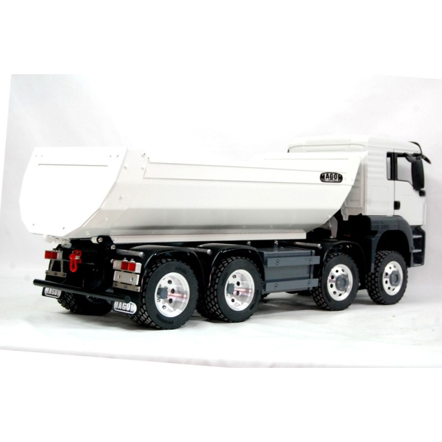 Scania R560 Truck 6x6 + Transmitter