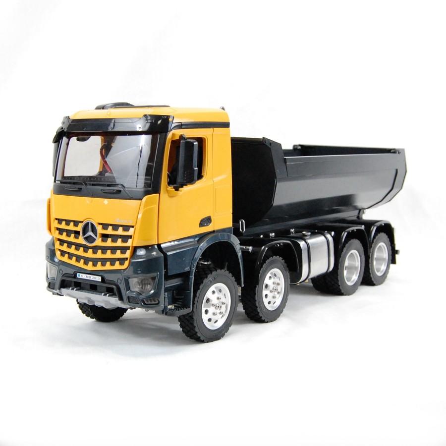 Scania R560 Truck 6x6 (SD) - green tipper