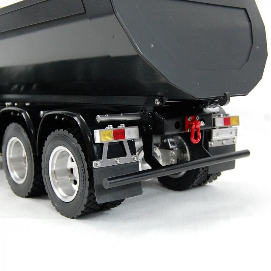 Scania R560 Truck 6x6 (SD) - green tipper + Transmitter