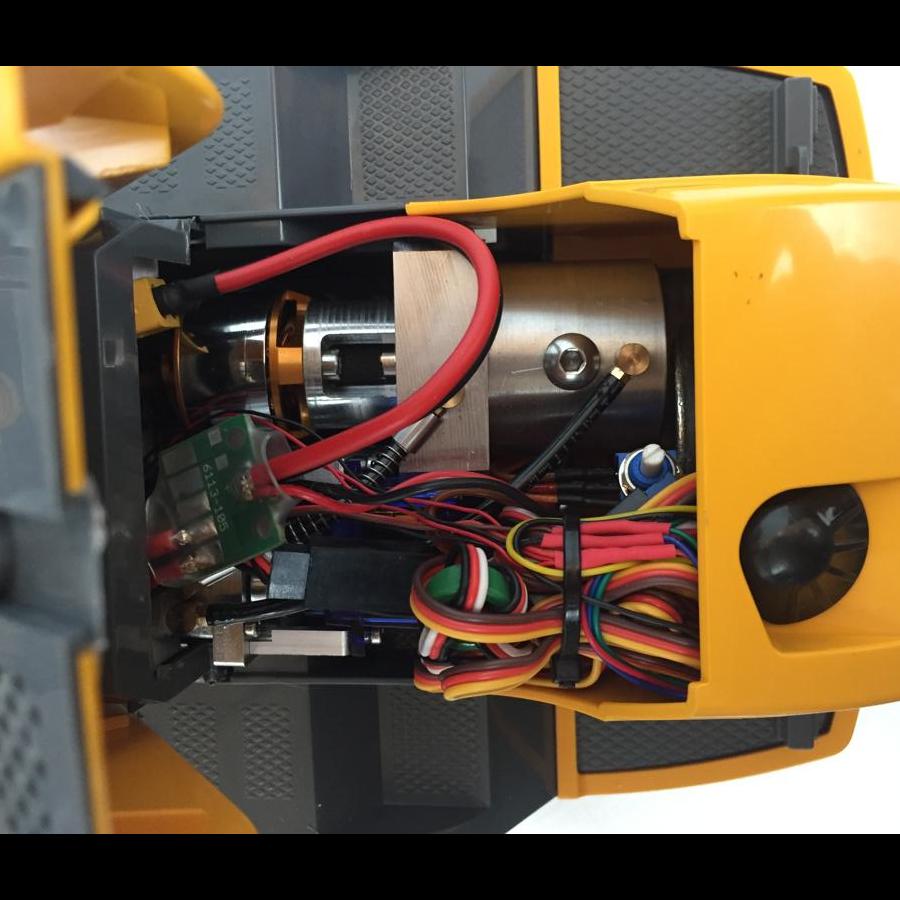 Filling screw + o-ring for pump tank HR7