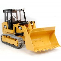 973D 1/14 Full metal Track Loader KIT - VERSION 2