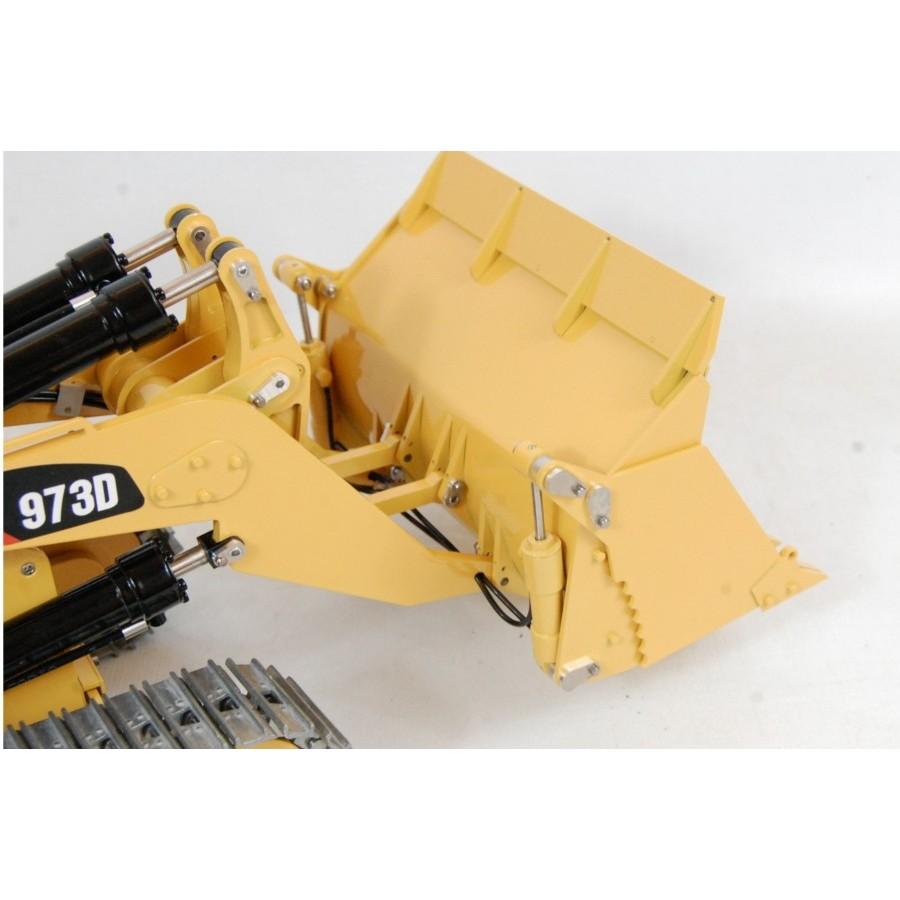 973D 1/14 Full metal Track Loader KIT + Hydraulics + Electronics -  - VERSION 2