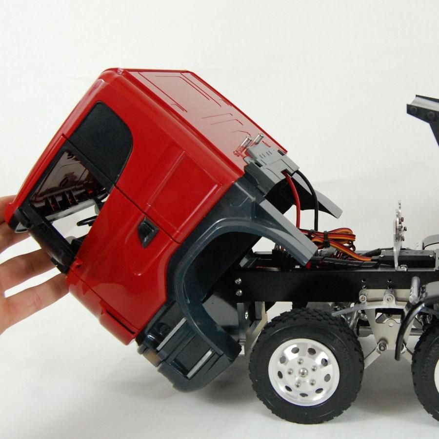 Dumper AUSA 4x4 - hydraulique + Radio