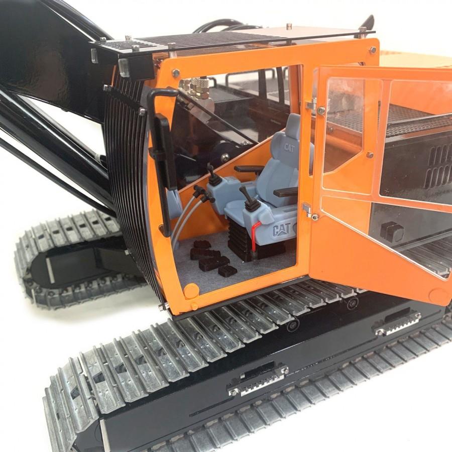 Main section for trucks crane