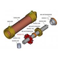 Teller für 22mm hydraulikzylinder