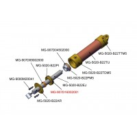 O-ring für 22mm hydraulikzylinder (äußere)