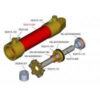 Kupferrohr - 15mm Hydrauliczylinder