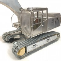 Chariot élévateur RTR 1/14 + émetteur + accessoires (jouet)