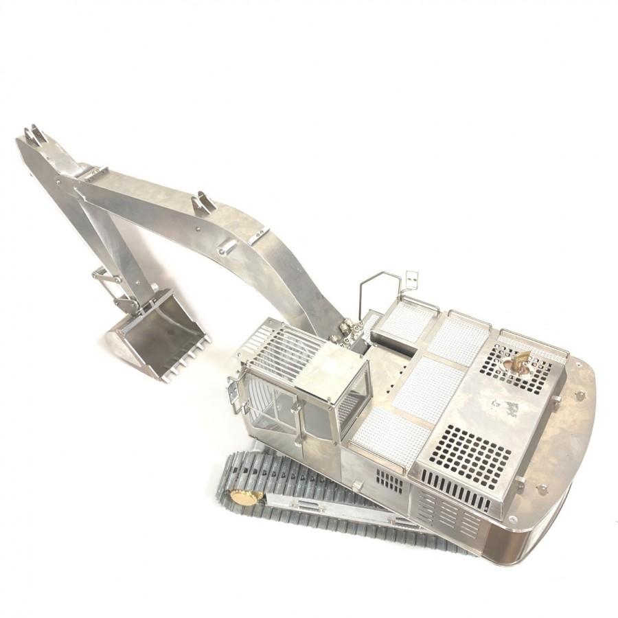 Kit idraulico per HUINA 580 con pompa brushless