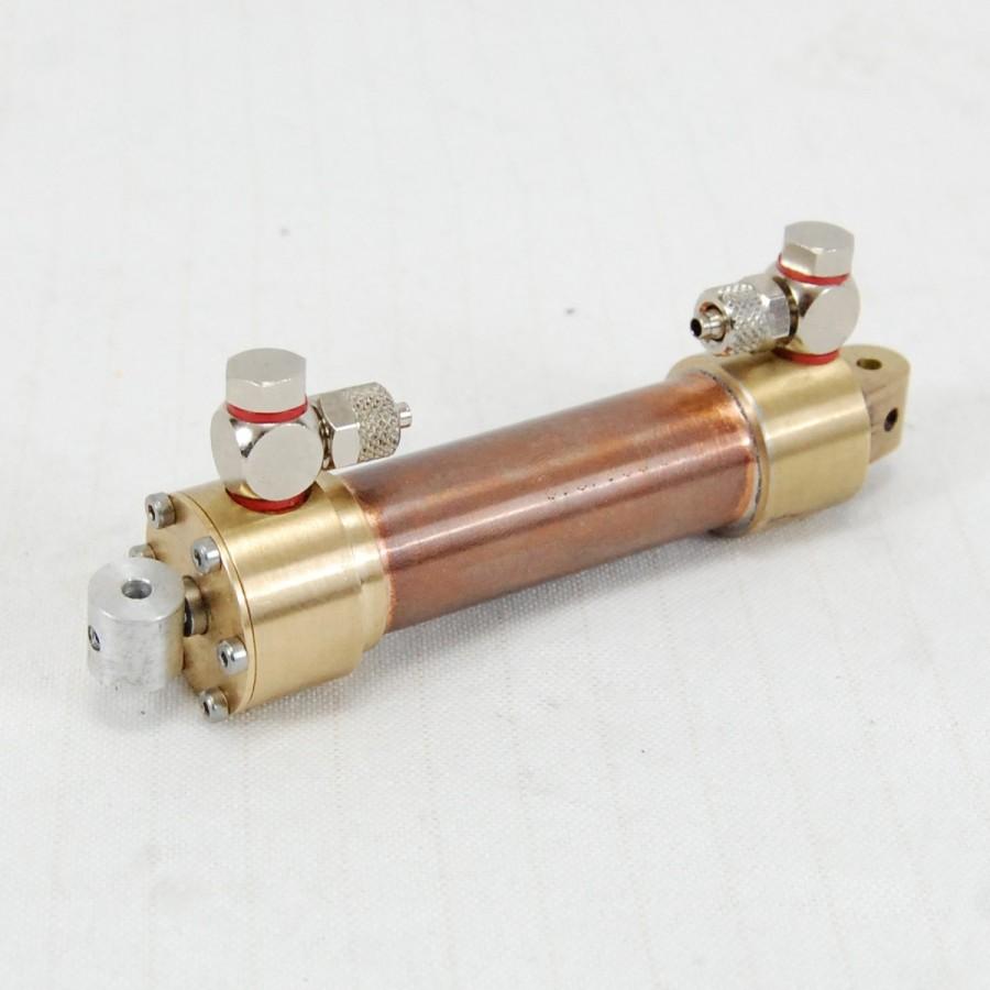 Godet combiné L574 KIT + hydraulique