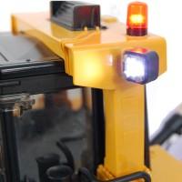 Kit hydraulique+électronique - HUINA 580 (bras d'origine)