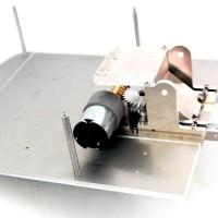 Base metálica para la excavadora 330D