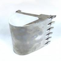 Cazo de metal 107mm
