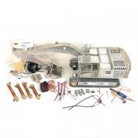 Hydraulic CAT 963 Loader +...
