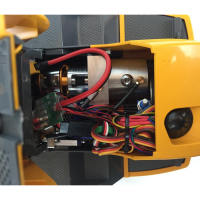 Motor pinion - Servo gearbox