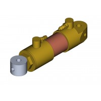 Front-mid SD axle for...
