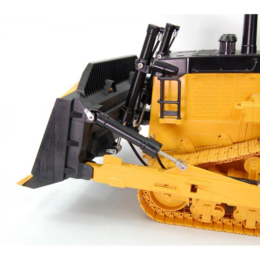 Rear-mid axle SD for Tamiya truck - original rims