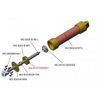 Junta tórica para botella hidráulica de 18mm (Exterior)
