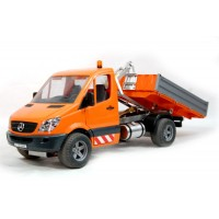 Hydraulic Tipper MERCEDES...