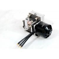 Hydraulikpumpe MG-HR7 900ml M5 + Brushless motor