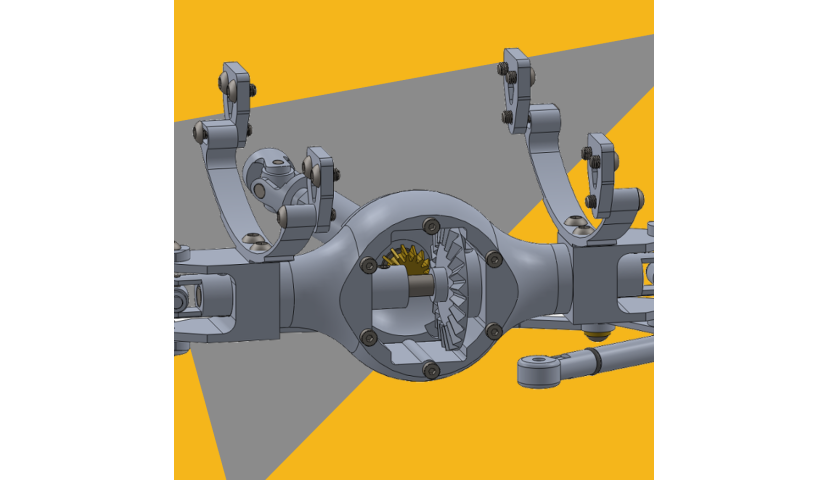 WITH SHAFT TRANSMISSION (SD)