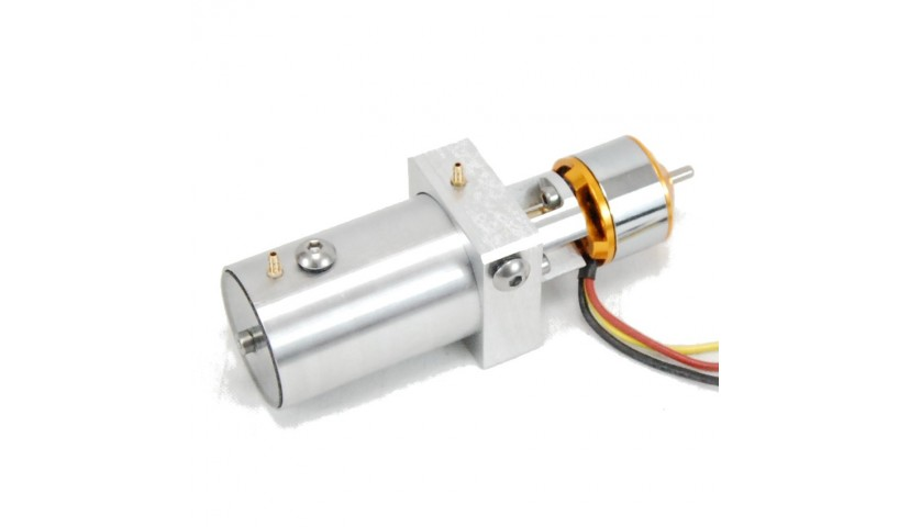 BRUSHLESS HYDRAULIC PUMP WITH TANK