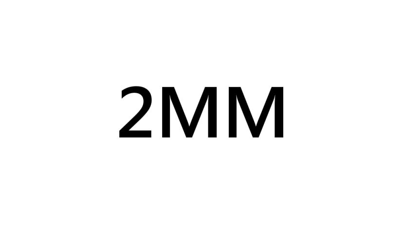 FÜR 2 MM SCHLAUCH