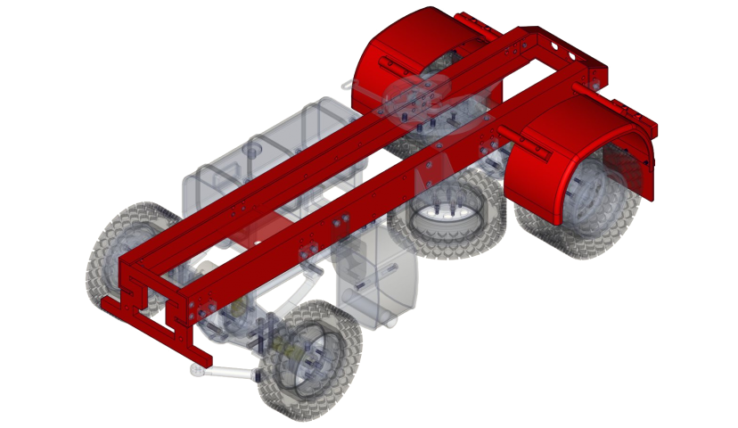 Chassis 4x4