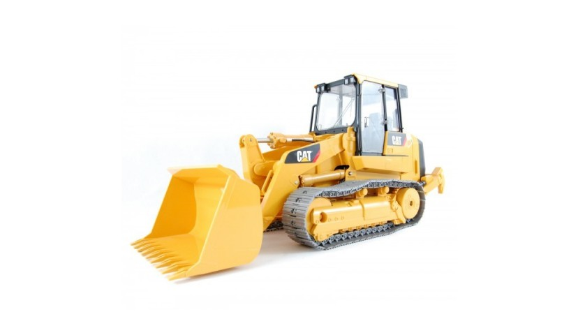 CAT 963 - Bruder 1/16 - HYDRAULIC CONVERSION