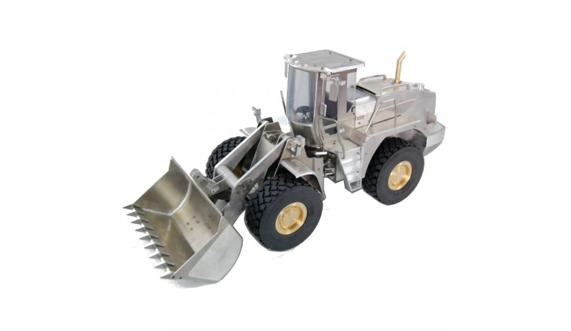 L574 METAL WHEEL LOADER - 1/16