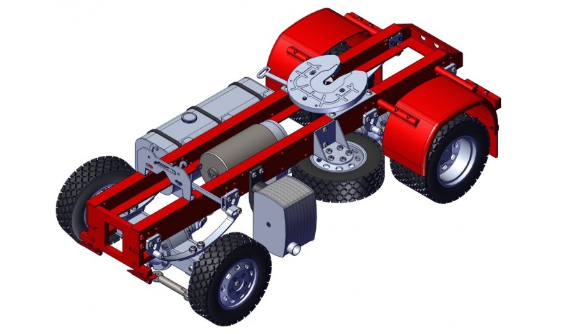 Chassis 4x4 (SD)