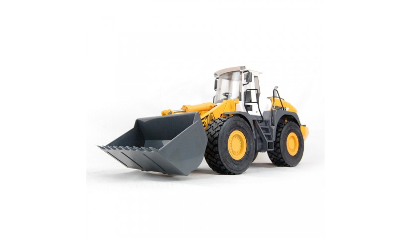 LIEBHERR 574 WHEEL LOADER - OPTION PARTS